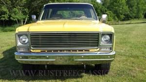 1979 79 Chevrolet Chevy 4x4 K5 Blazer Custom Deluxe Yellow